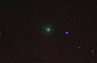 Comet Lovejoy C2014 from Brunei
