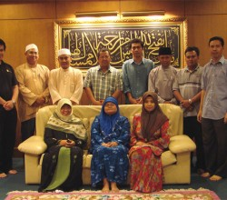 Group Photo during PABD AGM II in 2007