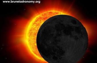 Solar Eclipse Banner