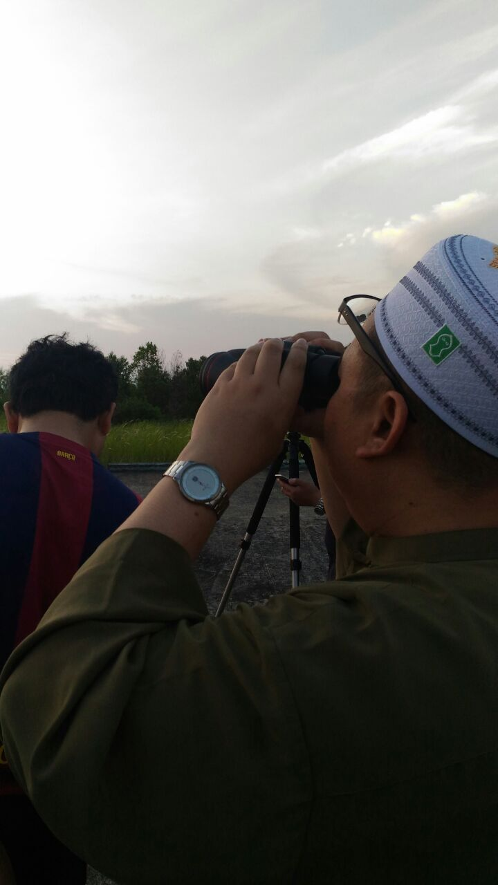 Moonsighting for first day of Syawal by PABD